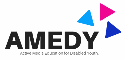 Amedy - Active Media Education for disabled youth